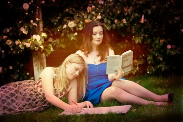 2 Anna Mroczkowski & Lisa Coronado of Artists for Artists, photo by Dawndra Budd