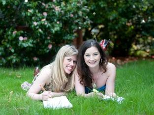 12 Lisa Coronado and Anna Mroczkowski, photo by Dawndra Budd