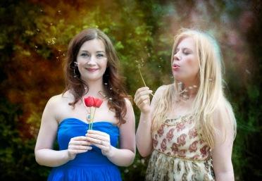 14 Lisa Coronado and Anna Mroczkowski, photo by Dawndra Budd
