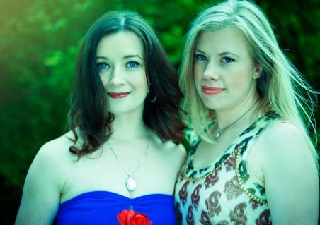 4Lisa Coronado and Anna Mroczkowski, photo by Dawndra Budd