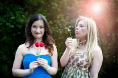 5Lisa Coronado and Anna Mroczkowski, photo by Dawndra Budd