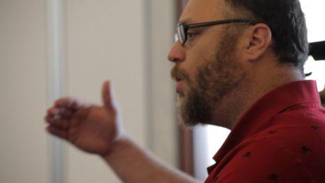 Scott C. Brown - filmmaker mentor