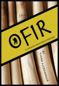 "World Premeire of ""Ofir"" this Saturday at STIFF"