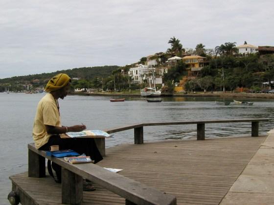 Eddie Ray Walker in Brazil
