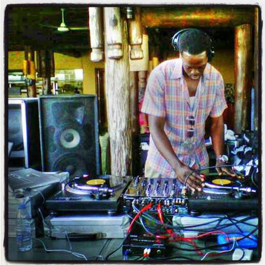 DJ Top Spin