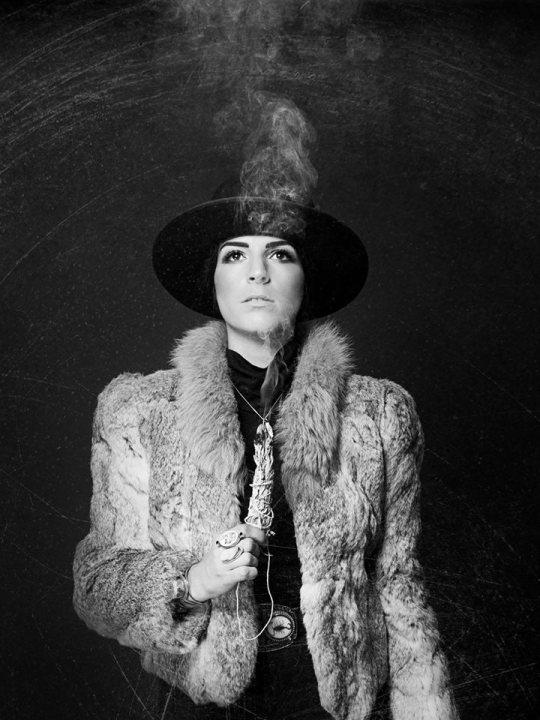 Bobbi Rich, photo by Fiona Pepe