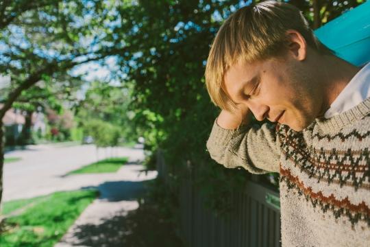 Benjamin Verdoes 1 photo by Oleg Zharsky