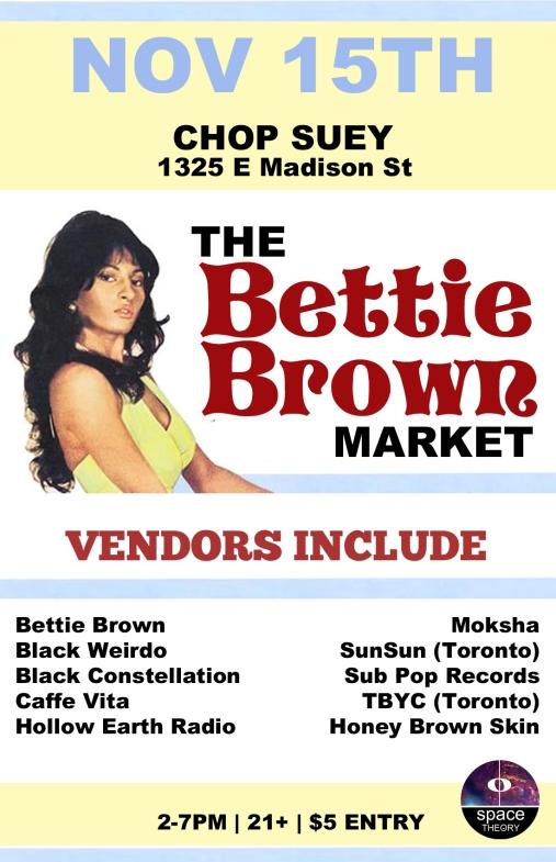 Bettie Brown Market